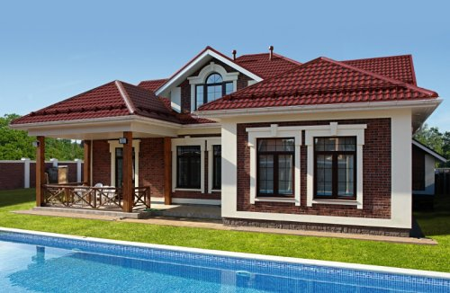 ruukki-russia house red